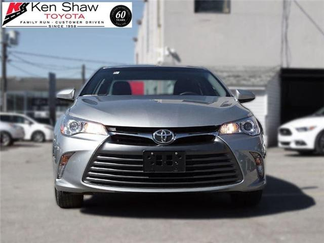 2017 Toyota Camry LE (Stk: 15114A) in Toronto - Image 1 of 18