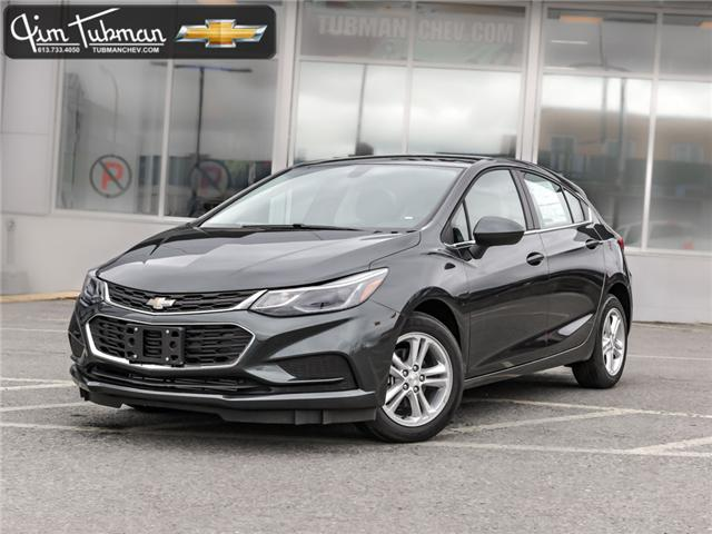2018 Chevrolet Cruze LT Auto (Stk: 180711) in Ottawa - Image 1 of 21