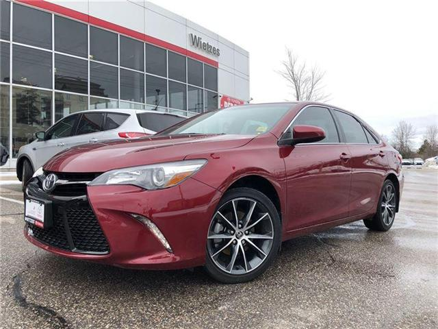2015 Toyota Camry XSE (Stk: 66209A) in Vaughan - Image 1 of 20