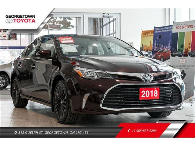 2018 Toyota Avalon Limited (Stk: 18-69680GP) in Georgetown - Image 1 of 18