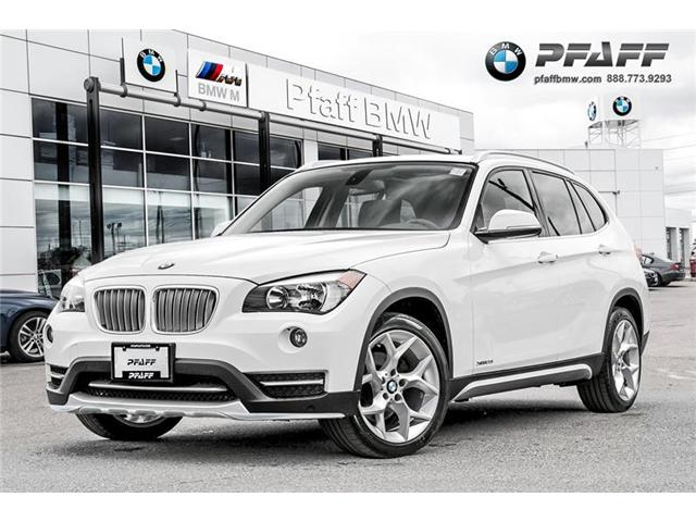 2015 BMW X1 xDrive28i (Stk: 20024A) in Mississauga - Image 1 of 21