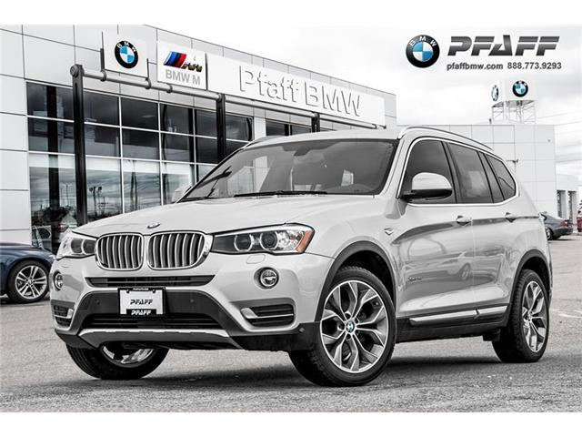 2016 BMW X3 xDrive28d (Stk: 20498A) in Mississauga - Image 1 of 19