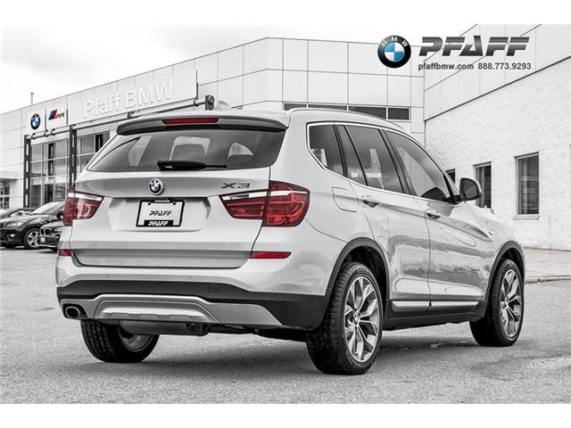 2016 BMW X3 xDrive28d (Stk: 20498A) in Mississauga - Image 2 of 19