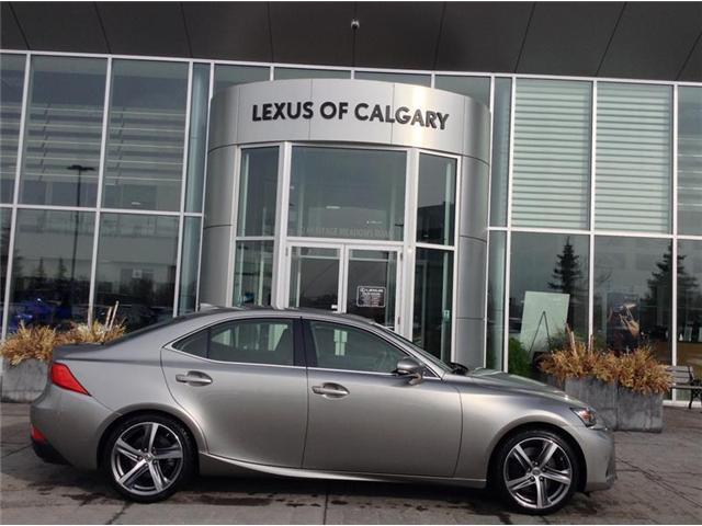 2018 Lexus IS 350 Base (Stk: 180121) in Calgary - Image 1 of 4