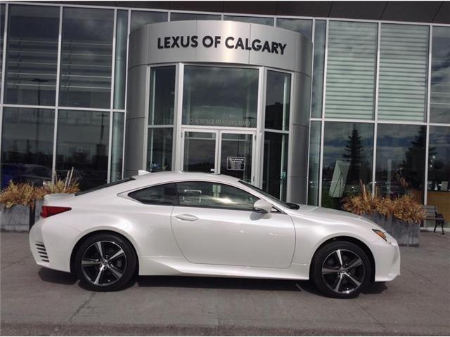 2018 Lexus RC 300 Base (Stk: 180309) in Calgary - Image 1 of 4