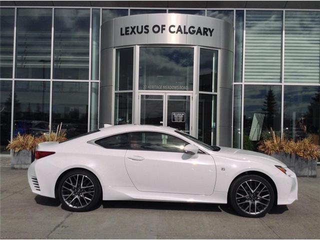 2018 Lexus RC 350 Base (Stk: 180369) in Calgary - Image 1 of 4