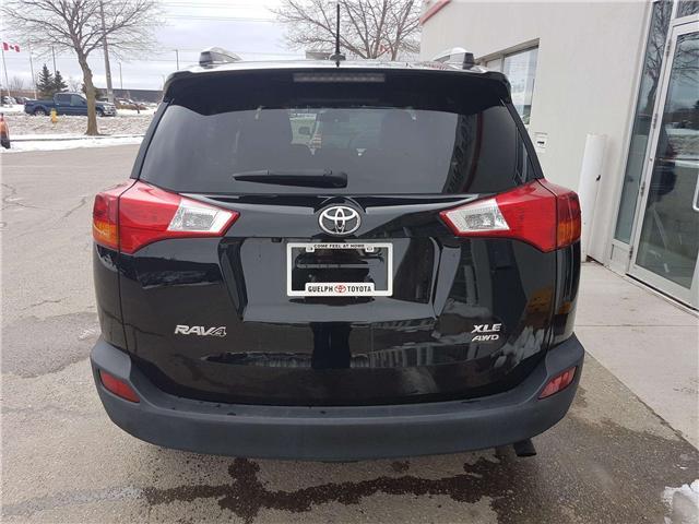 2015 Toyota RAV4 XLE (Stk: U00649) in Guelph - Image 4 of 30