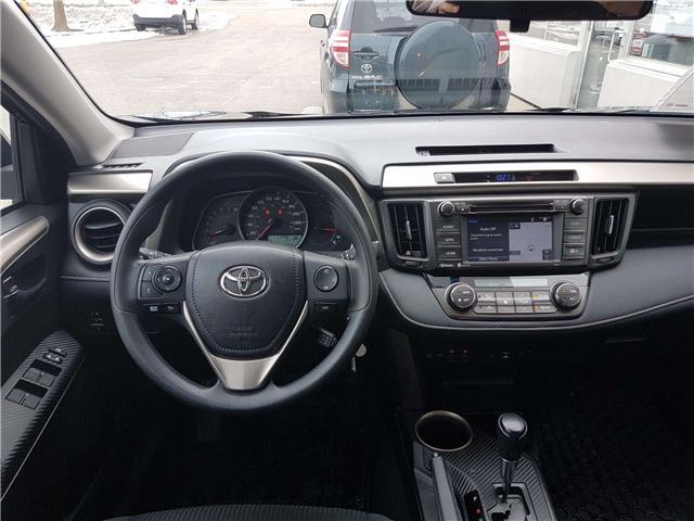 2015 Toyota RAV4 XLE (Stk: U00649) in Guelph - Image 15 of 30