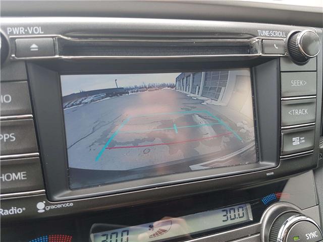 2015 Toyota RAV4 XLE (Stk: U00649) in Guelph - Image 25 of 30