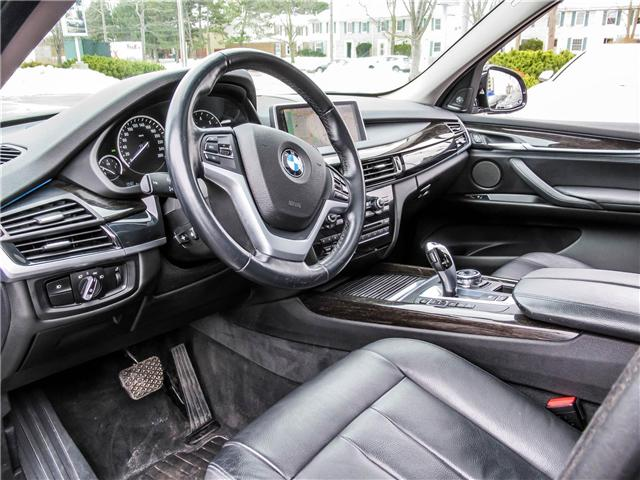 2014 BMW X5 35i (Stk: P8271) in Thornhill - Image 9 of 27