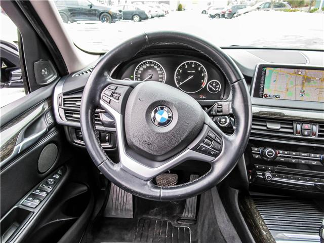 2014 BMW X5 35i (Stk: P8271) in Thornhill - Image 12 of 27