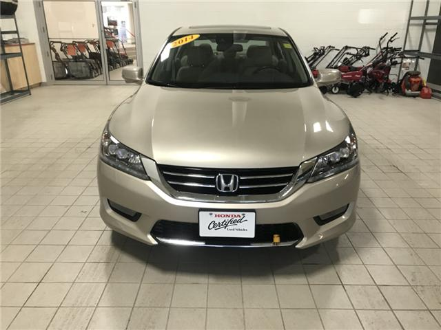 2014 Honda Accord Touring V6 (Stk: 18278A) in Steinbach - Image 2 of 7