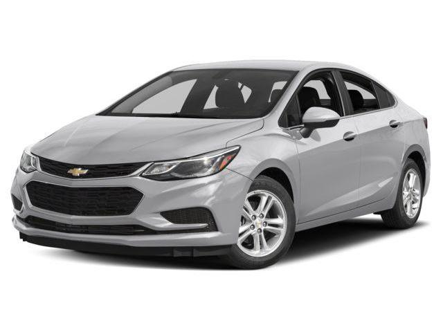 2018 Chevrolet Cruze LT Auto (Stk: C8J165) in Mississauga - Image 1 of 9