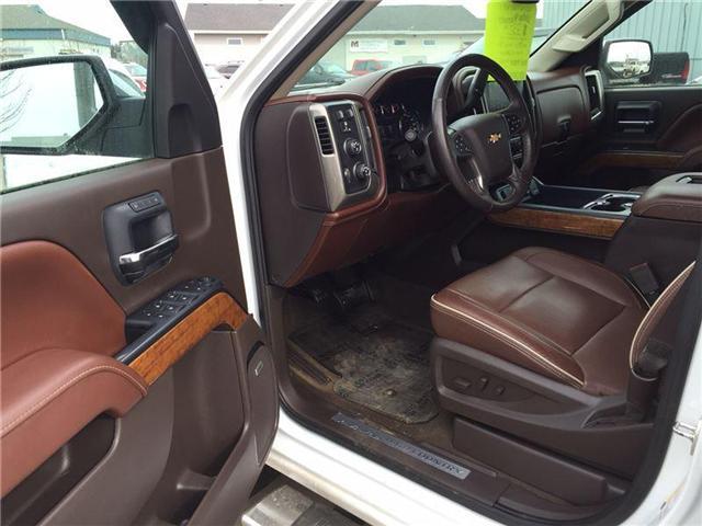 2016 Chevrolet Silverado 1500 High Country (Stk: 3486O) in Thunder Bay - Image 9 of 18