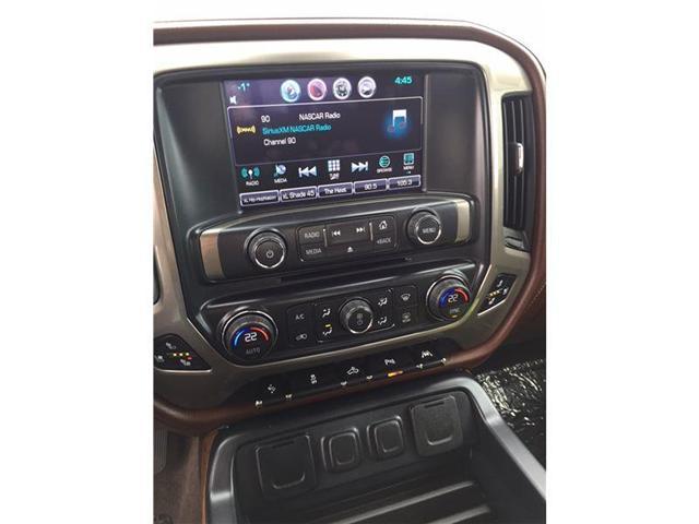 2016 Chevrolet Silverado 1500 High Country (Stk: 3486O) in Thunder Bay - Image 13 of 18