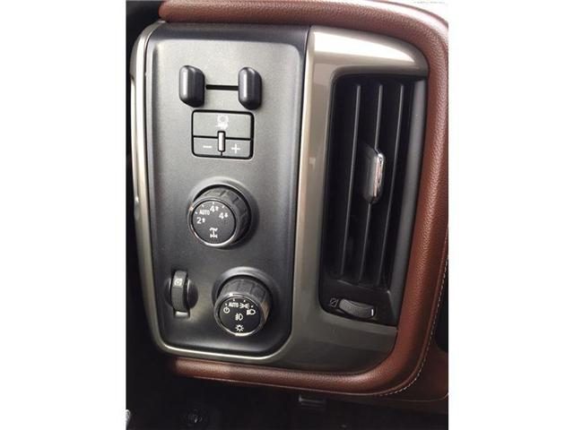 2016 Chevrolet Silverado 1500 High Country (Stk: 3486O) in Thunder Bay - Image 17 of 18