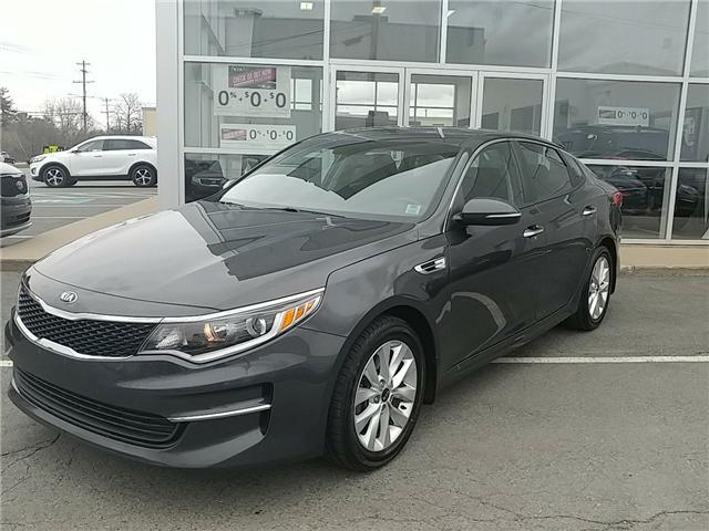 2017 Kia Optima LX+ (Stk: U0252) in New Minas - Image 1 of 23