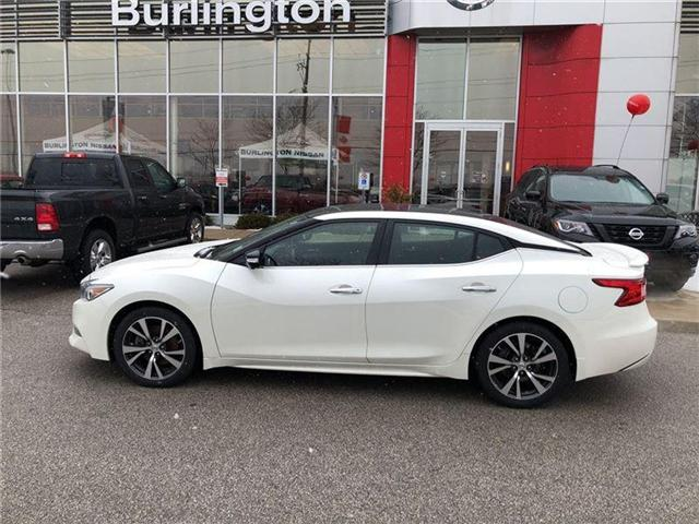 2016 Nissan Maxima  (Stk: W8496A) in Burlington - Image 2 of 20