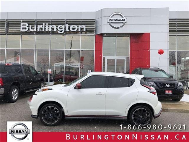 2015 Nissan Juke  (Stk: W7550A) in Burlington - Image 1 of 20