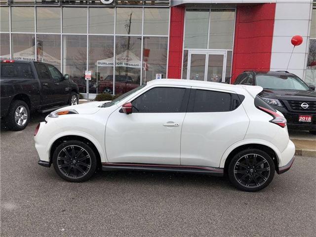 2015 Nissan Juke  (Stk: W7550A) in Burlington - Image 2 of 20