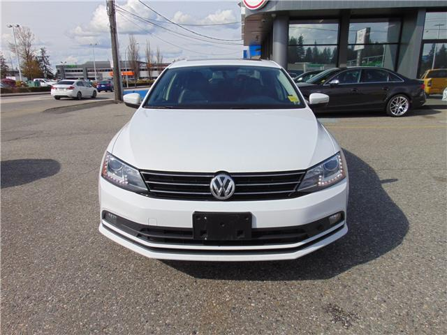 2015 Volkswagen Jetta 2.0 TDI Highline (Stk: 15-323129) in Abbotsford - Image 2 of 15
