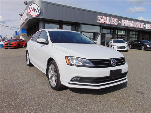 2015 Volkswagen Jetta 2.0 TDI Highline (Stk: 15-323129) in Abbotsford - Image 1 of 15