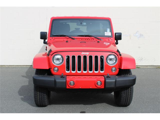 2018 Jeep Wrangler JK Unlimited Sahara (Stk: L863695) in Courtenay - Image 2 of 30