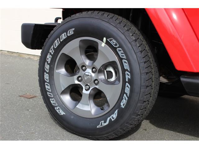2018 Jeep Wrangler JK Unlimited Sahara (Stk: L863695) in Courtenay - Image 26 of 30