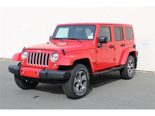2018 Jeep Wrangler JK Unlimited Sahara (Stk: L863695) in Courtenay - Image 3 of 30
