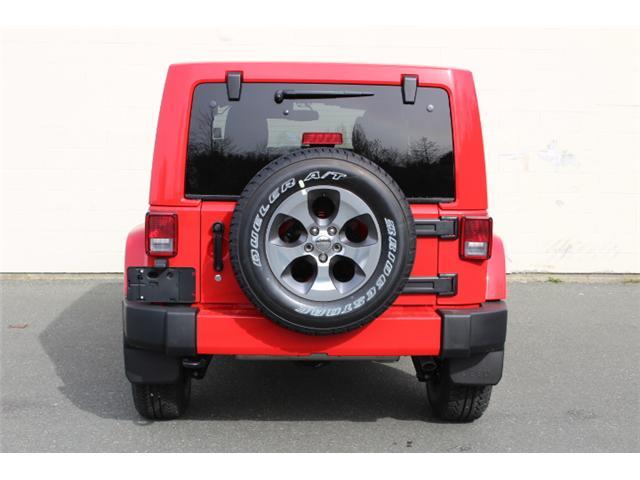 2018 Jeep Wrangler JK Unlimited Sahara (Stk: L863695) in Courtenay - Image 6 of 30