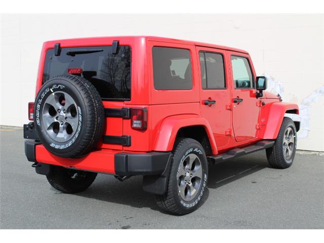 2018 Jeep Wrangler JK Unlimited Sahara (Stk: L863695) in Courtenay - Image 7 of 30