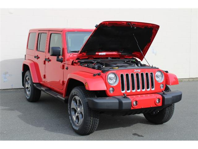 2018 Jeep Wrangler JK Unlimited Sahara (Stk: L863695) in Courtenay - Image 9 of 30