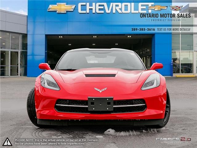 2019 Chevrolet Corvette Stingray (Stk: 9103071) in Oshawa - Image 2 of 19