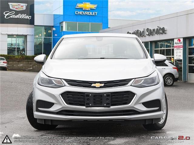 2018 Chevrolet Cruze LT Auto (Stk: 2803067) in Toronto - Image 2 of 5
