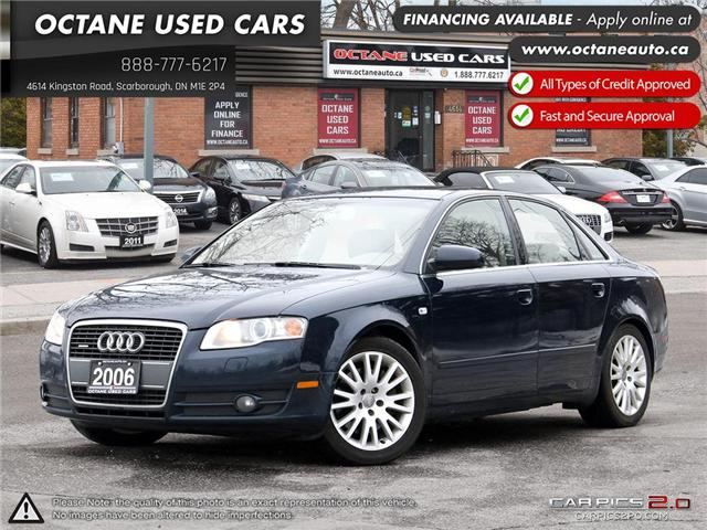 2006 Audi A4 3.2 (Stk: 039497) in Scarborough - Image 1 of 27
