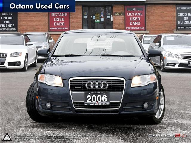 2006 Audi A4 3.2 (Stk: 039497) in Scarborough - Image 2 of 27