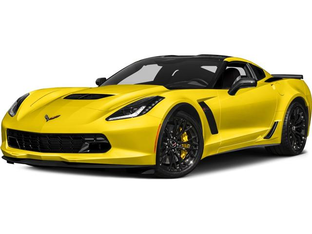 2019 Chevrolet Corvette Z06 (Stk: 601033) in Richmond Hill - Image 1 of 1