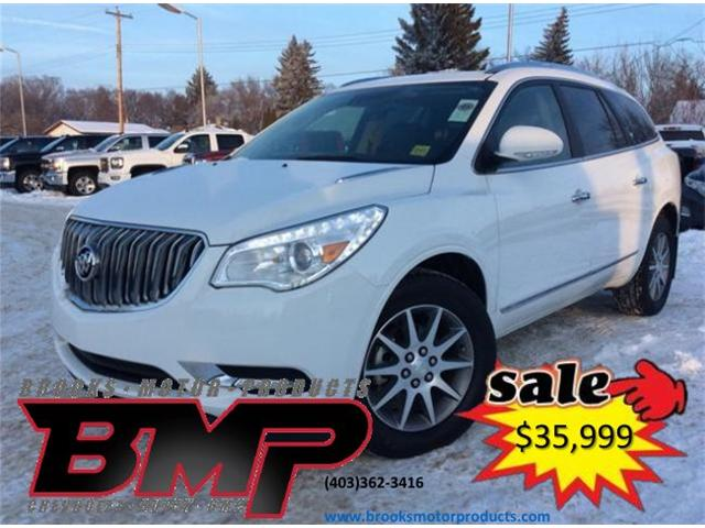 2016 Buick Enclave Leather (Stk: 160974) in Brooks - Image 1 of 34