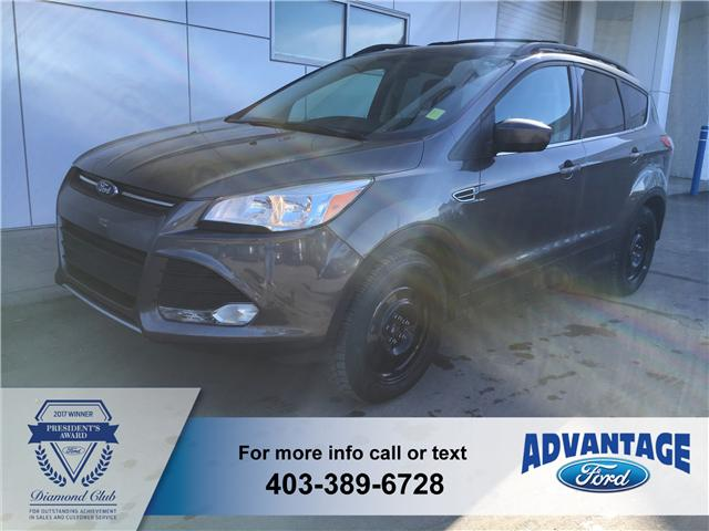 2013 Ford Escape SE (Stk: J-808A) in Calgary - Image 1 of 10