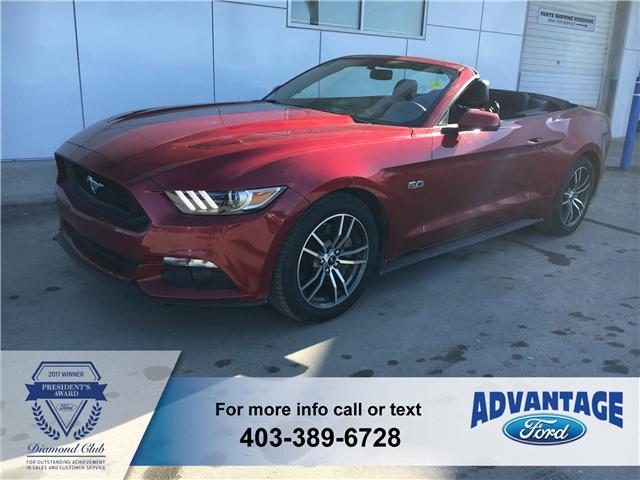 2017 Ford Mustang GT Premium (Stk: 5180) in Calgary - Image 2 of 11