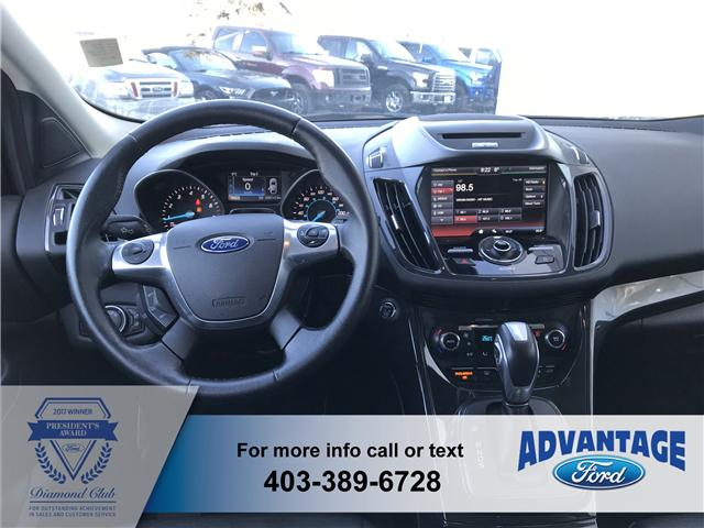 2015 Ford Escape Titanium (Stk: J-747A) in Calgary - Image 2 of 10