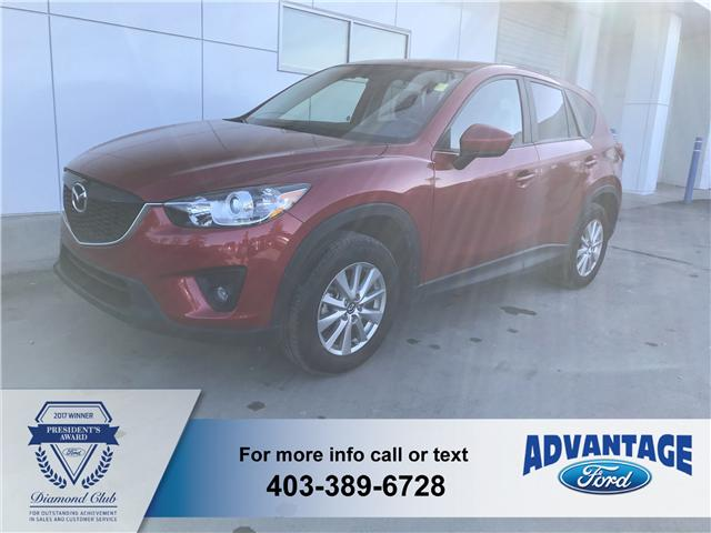 2015 Mazda CX-5 GS (Stk: 5192) in Calgary - Image 1 of 10