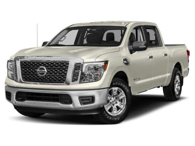 2018 Nissan Titan SV (Stk: T445) in Ajax - Image 1 of 9