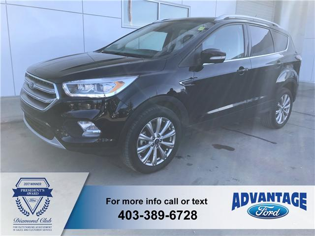 2017 Ford Escape Titanium (Stk: 5190) in Calgary - Image 1 of 10