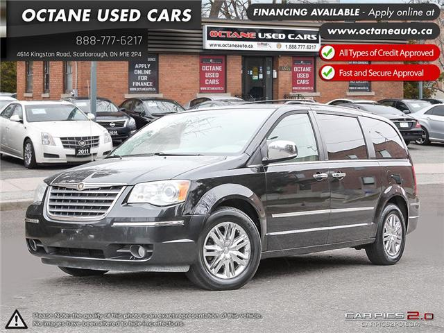 2008 Chrysler Town & Country Limited (Stk: ) in Scarborough - Image 1 of 22