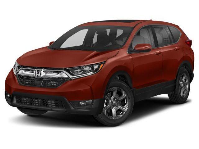 2018 Honda CR-V EX-L (Stk: N13934) in Kamloops - Image 1 of 9