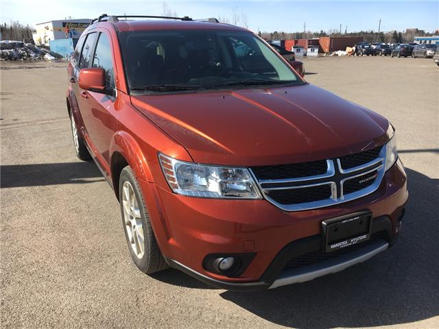 2013 Dodge Journey SXT/Crew (Stk: 14879A) in Thunder Bay - Image 1 of 17
