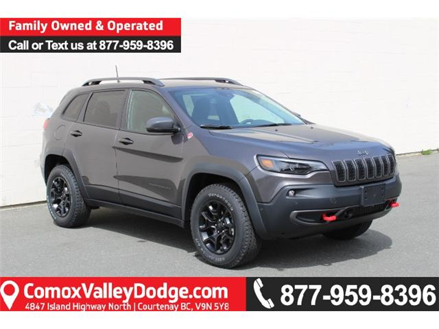 2019 Jeep Cherokee Trailhawk (Stk: D107783) in Courtenay - Image 1 of 30