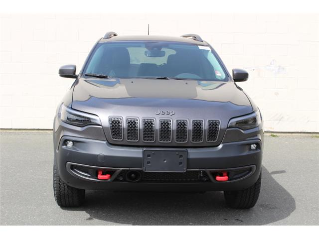 2019 Jeep Cherokee Trailhawk (Stk: D107783) in Courtenay - Image 2 of 30