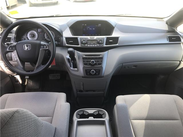 2017 Honda Odyssey SE (Stk: 1069A) in Lethbridge - Image 2 of 30